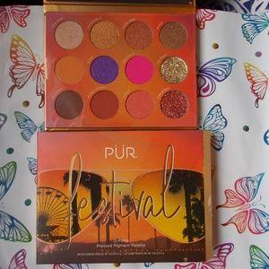 Pur Festival Eyeshadow Palette Brand New In Box